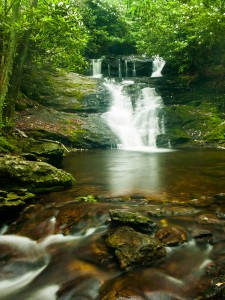 Nantahala National Forest: Standing Indian Area