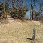 Shut-In Trail at Mount Pisgah Parking