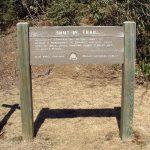 Shut-In Trail Sign