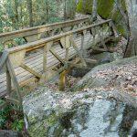 Bridge at High Shoals Falls