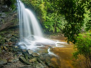 Nantahala National Forest: Panthertown Valley