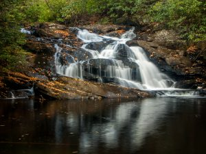 High Falls and Plunge Pool