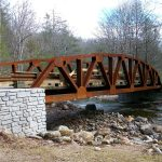 New Bridge over Davidson River
