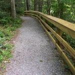 Briar Bottom Trail Rail