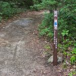 Setrock Creek Trail Sign