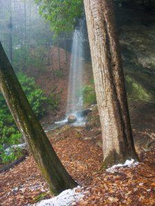 Picklesimer Rock House Falls