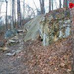 Rock Outcrop Switchback