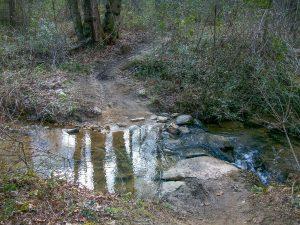 Upper Crossing of Lee Creek