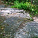 Rock Slab on Butter Gap Trail