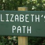 Elizabeths Path Sign