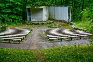 Crabtree Falls Campground Amphitheater