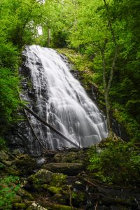 Blue Ridge Parkway: Crabtree Falls Area