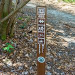 Great Wall Trail SIgn