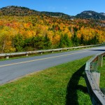 Grandfather Mountain Fall Color