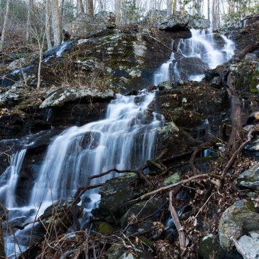 Trip Report: Another Waterfall in Shope Creek
