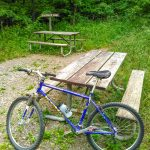 Picnic Tables at Ledford Gap