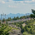 Swinging Bridge from the Grandfather Trail
