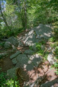 Boulders on the Underwood Trail
