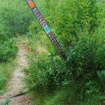 Upper Falls Trail Sign