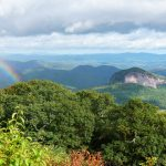 Looking Glass Rock Rainbow
