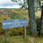 Betseys Rock Falls Overlook