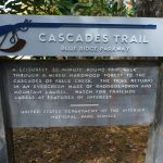 Cascades Trail Sign