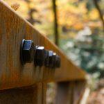 Chestnut Branch Bridge Plaque