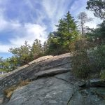 Viewing Area on Looking Glass Rock