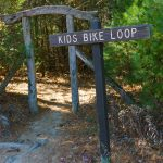 Kids Bike Loop Trail Start