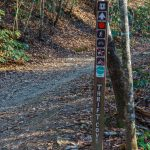 Thrift Cove Trail Sign
