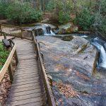 Cascade Above High Shoals Falls
