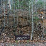 High Shoals Falls Loop Trail Start