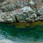 Deep Swimming Hole on Big Laurel Creek