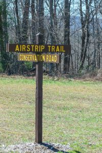Airstrip Trail & Conservation Road