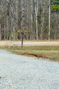 Shortcut Trail at Airstrip