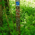 Snooks Nose Trail Sign