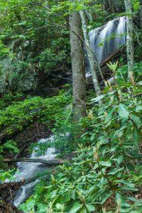 High Swan Falls in Spring Green