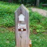 MST Signpost at the Folk Art Center