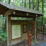 Trailhead Sign at Joyce Kilmer