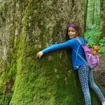 We Love the Big Trees in Joyce Kilmer!