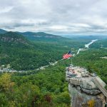 Early Fall at Chimney Rock