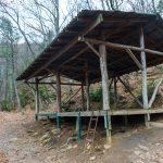 The Buck Gap Trail Starts Here