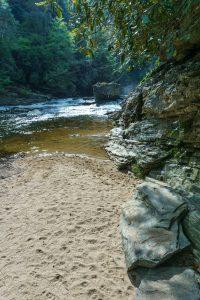 Riverside Scramble to Linville Falls