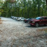 Cold Mountain Trailhead Parking