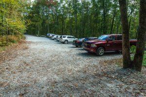 Cold Mountain Trailhead Parking
