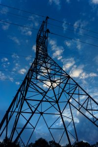 Power Pylon on the Greenland Creek Trail