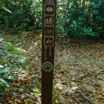 Macs Gap Trail at Little Green Trail