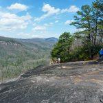 View Northeast from John Rock