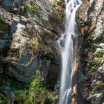Twin Boulder Falls