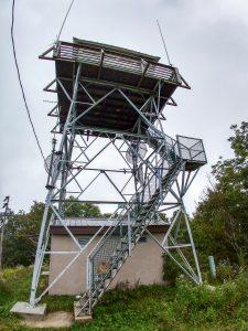 Cowee Bald Fire Tower